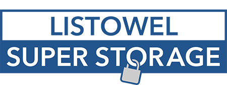 Listowel Super Storage logo