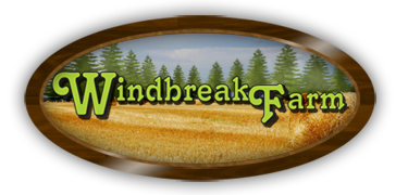 Windbreak Farm Wood Works logo