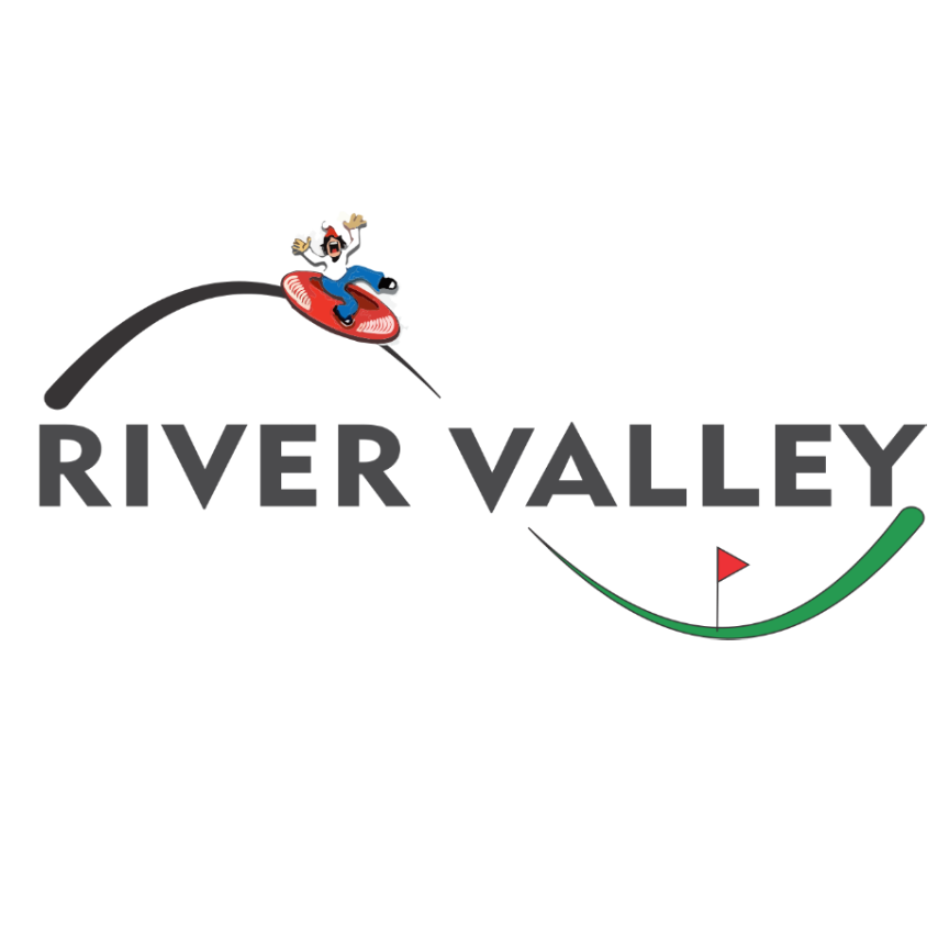 River Valley Golf & Tube logo