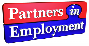Partners in Employment logo